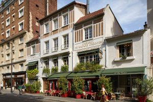 HOTEL VERT GALANT PARIS - AUBERGE ETCHEGORRY PARIS